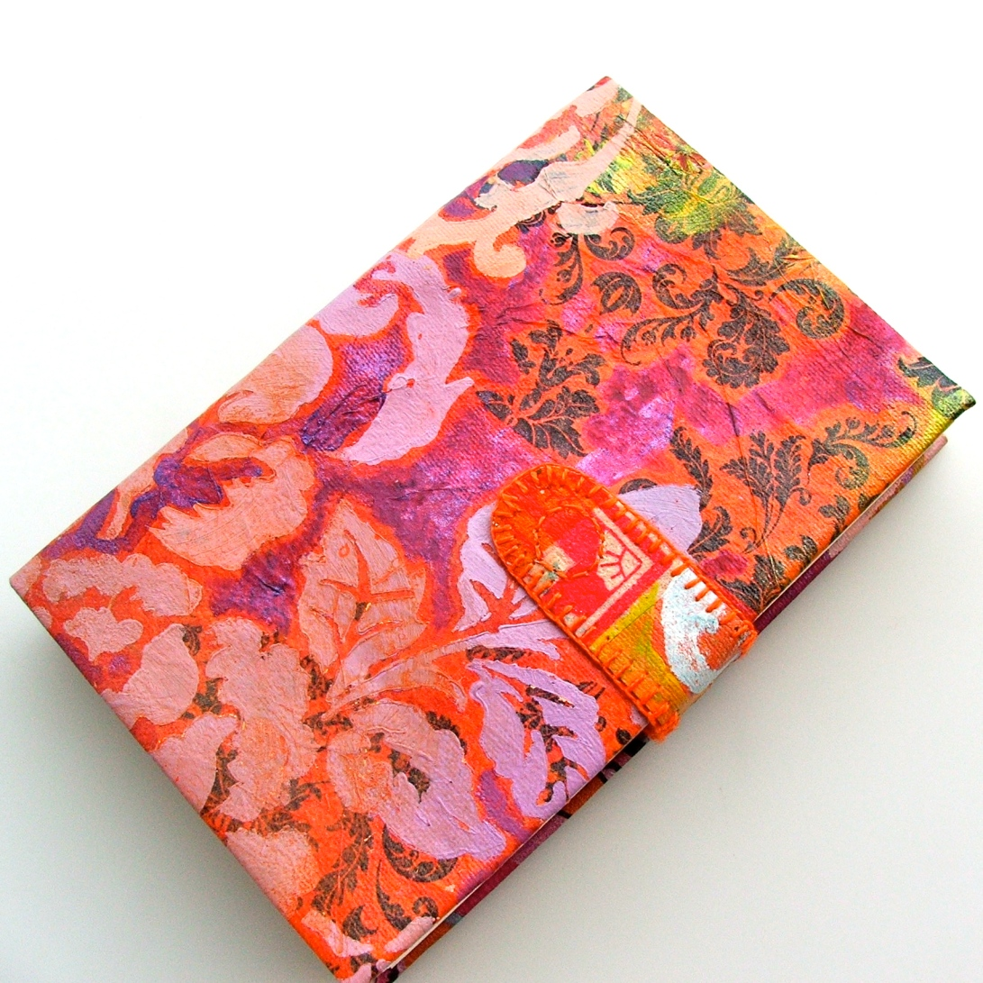 A handbound journal