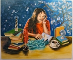 Reading Monsoon Dervish