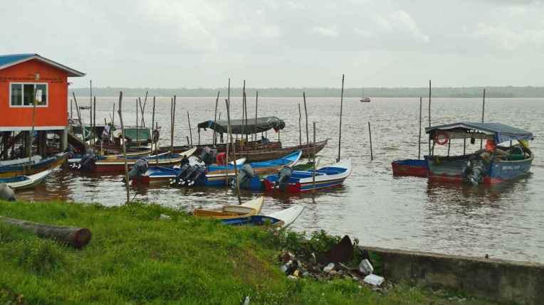 Guyana April16